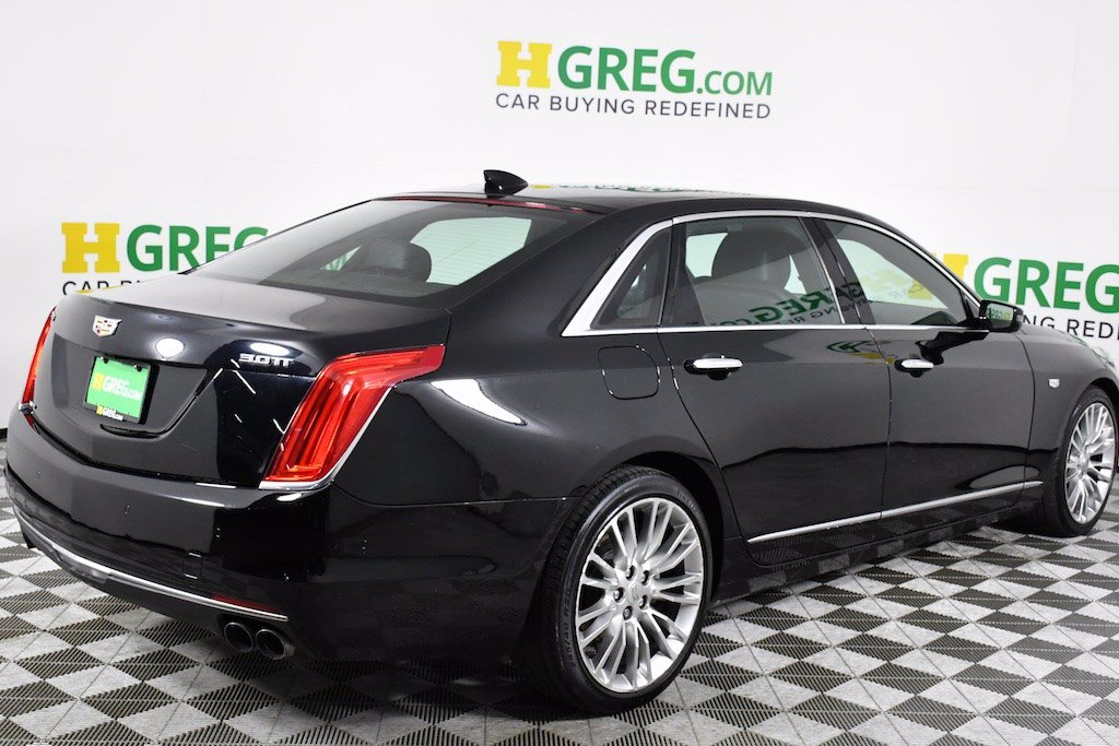 Pre-Owned 2016 Cadillac CT6 3.0L Twin Turbo Luxury