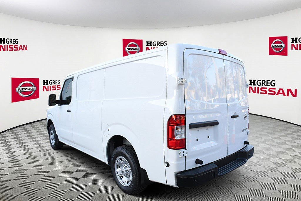 New 2020 Nissan NV2500 HD SV