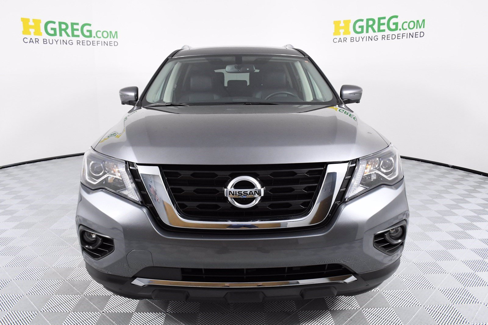 Certified Pre-Owned 2020 Nissan Pathfinder Platinum