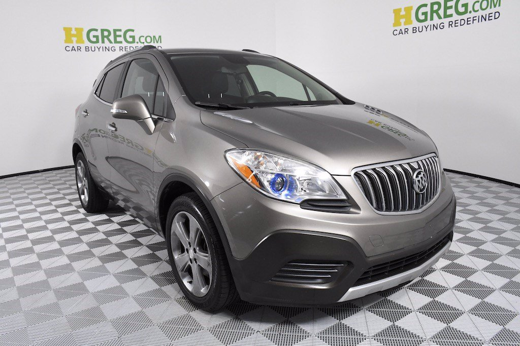 Pre-Owned 2014 Buick Encore Base